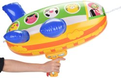 Inflables de PVC Water Splash Piscina juguete Pistola de rociadores