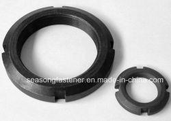 ロックナット/円形のナット/ベアリングナット(DIN981/KM)