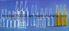 5ml Tublar clara da ampola de vidro
