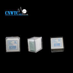 실험실 의료용 일회용 현미경 슬라이드 커버 유리