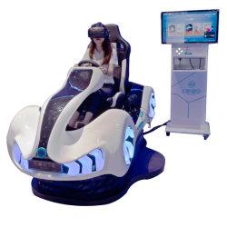 9d a realidade virtual de alto calibre, Karting e Unidade de entretenimento simuladores de corridas VR