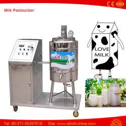 pasteurizador pequeno Sterilizing do leite da máquina da pasteurização do leite fresco do suco 150L