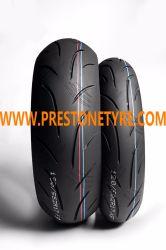 Motorrad-Radialgummireifen 60/90r17, der Reifen läuft