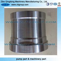 Manchon d'usinage CNC personnalisé pour la pompe dans le CD4/316 pièces de rechange pour les machines de l'industrie en acier inoxydable