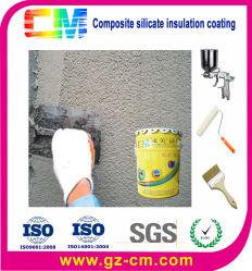 Resistente a UV isolamento térmico, revestimento de preservação de calor de pintura