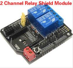 Module de relais 2 canaux Shield -avec interface Btbee Xbee/