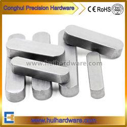 Llave paralela/clave de la máquina (DIN6885A)