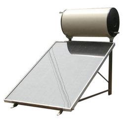 نظام الطاقة الشمسية عالي الضغط سعة 200 لتر ذو اللوحة المسطحة المدفأة