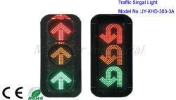 Caminho de luz LED de tráfego com diâmetro de seta 300mm