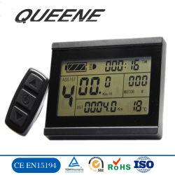Affichage LCD Queene/Ebike mètre Kt-LCD3