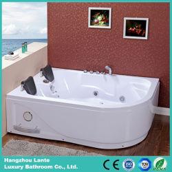 Doppia vasca da bagno poco costosa di massaggio della persona con RoHS approvato (TLP-631)
