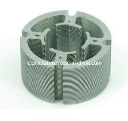 L'estampage Lamination Partie du stator, métal de haute précision