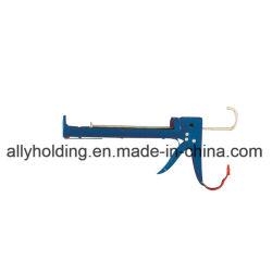 Semi-Cylindrical 철 손잡이 공구 실리콘 전자총 (SG-03)