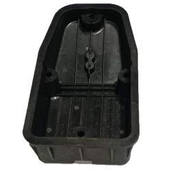 Personalizar uma cavidade da câmara quente PA6+GF o plástico do molde de injeção para tampas de carro