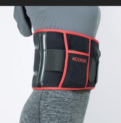La atención de salud la terapia de masaje caliente Calefacción calefacción eléctrica de la correa de la cintura La cintura de la correa de la correa de soporte