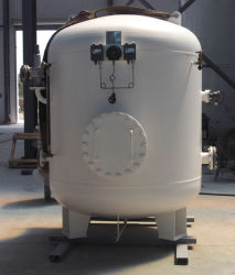 Réservoir de pression d'eau douce/eau douce réservoir Hydrophore/CCS/ABS/BV/NK/LR/Rina