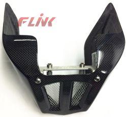 Panela de ventosa de fibra de carbono / desmontagem inferior para Ducati Monster / Hypermotard 696 796 1100