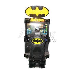 Raceauto van de Motor van het Ras van de Machine van het Spel van de Raceauto van de batman de Muntstuk In werking gestelde