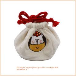채워진 고양이 선물 부대 도매 숙녀의 손 부대 동전 지갑