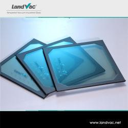 نظام تفريغ الهواء من خلال نظام تفريغ الهواء من خلال نظام Landvac 0.4 U-value بحجم 8,3 مم بتقنية عزل الصوت الرفيع الموفرة للطاقة زجاج النافذة