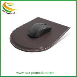 Fabricant de cuir de haute qualité personnalisée repose-poignet de la souris pour la promotion