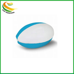 Mini personalizados promocionales Hacky Sack pelota de rugby juguete bola para promoción