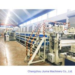 Três bobinas de Alta e Baixa Temperatura Aluminum Composite de instrumentos da linha de produção