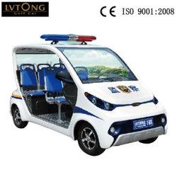 Haute qualité 4 places ménage voiture de police électrique