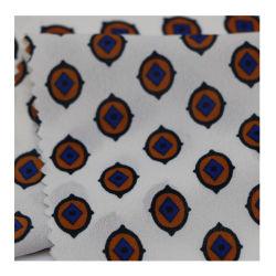 Полиэстер трафаретная печать 75D Habijabi ткань