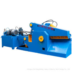 頑丈なスクラップの鋼鉄屑鉄のステンレス鋼の油圧せん断機械