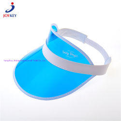Cappello del PVC di alta qualità, cappello del PVC Sun, modo Sunhat, PVC Sunbonnet, Topee del PVC