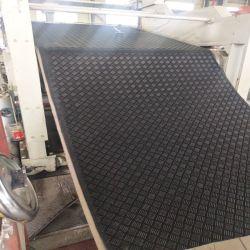 Kontrolleur-Platten-Gummimattenstoff-ausgedehnte gewölbte Matte für Industrie