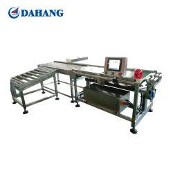 Instrumento de verificação da máquina de pesagem para o saco/caixa/Pacotes do Tambor