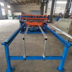 Automatische Maschendraht-Schweißens-Blatt-Maschine für Zaun-Panel