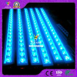 L'extérieur LED RVB étanche 72W mur de lumière de la rondelle