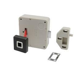 Het Veilige Elektro Intelligente Biometrische Slot van de Klink van de Deur van het Kabinet van de Afstandsbediening van de Vingerafdruk KERONG Kleine met APP