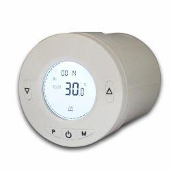 디지털 WiFi 무선 온도 조절 장치 믹서 지면 난방 방열기 벨브 보온장치