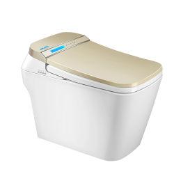 Современный отель автоматический туалет промывки системы Smart водосбережения туалет