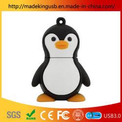 الكرتون Cute ميني البطريق USB محرك فلاش / مصنع بالجملة مصنع مباشر دفعة PVC USB عصا