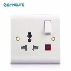 Zoccolo elettrico dell'interruttore chiaro del USB della parete della bachelite delle BS del rifornimento della fabbrica