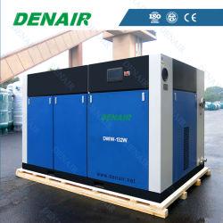 Oilless de type sec exempt d'huile compresseur à air rotatif à vis pour l'emballage sous vide