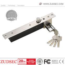 頑丈なつくりのガラスドアの機械ロックが付いている電気低下のボルトロック