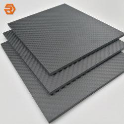Full 3k Twill/Plain Glossy/Matte Carbon Fiber Plate/Sheet