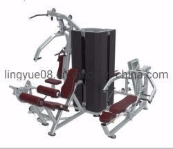 Salle de Gym Club La vie du matériel de fitness force Machine multi quatre piles de la Jungle L-05