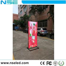 LEDミラーLEDポスターボードを広告する屋外P3