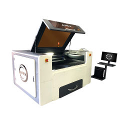 1309 de Scherpe Machine van de Laser van het Tapijt van de EpoxyHars van de transportband