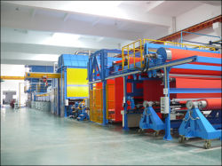Pano de publicidade automática/óleo/gás/PVC/PU/Tape/pano/tecido Now-Woven impermeável/pano de grade/fibra de vidro/Sofspraying equipamento/ máquina de pintura a pó