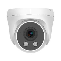 Открытый/крытый H. 265 P2p по стандарту ONVIF 2MP Poe IP CCTV купольная камера с Аудио порт