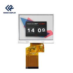 Ronen 3,5inch 320X480 LCD Kapazitiver Touch für elektronisches Türklingel-Türklingel Überwachungskamera für Smart Home Alarm System