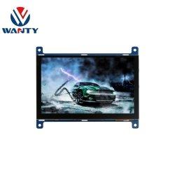 공장 가격 5′′ 800x480 TFT LCD HDMI 라즈베리파이 3 터치스크린 디스플레이 모니터